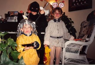 Halloween bubbeejohn