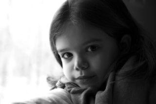 Jilli at window